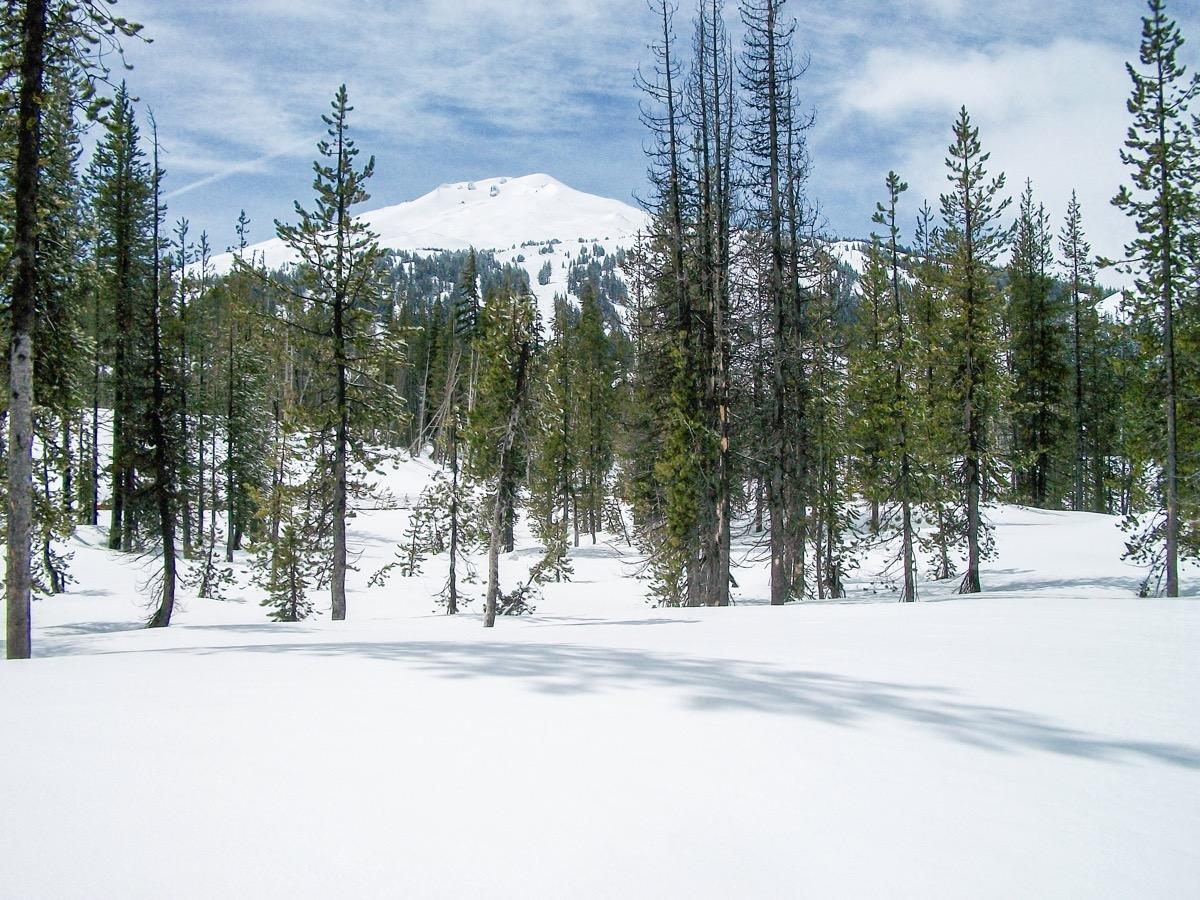Skiing in Bend Oregon