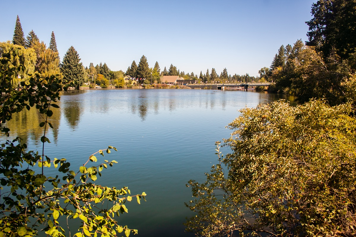 Lakes in Bend Oregon